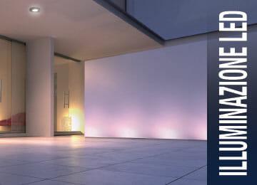 Cobb fibre ottiche produzione progettazione sistemi di illuminazione