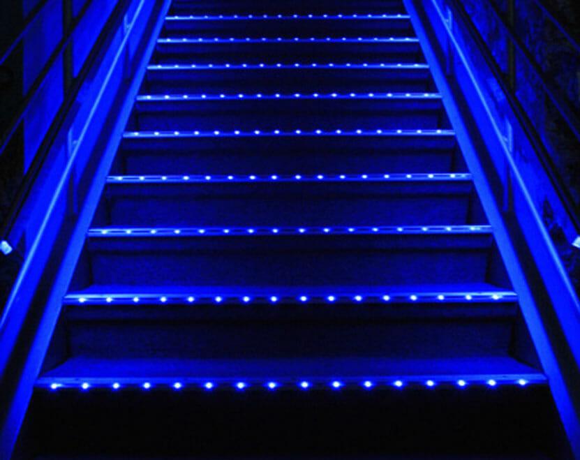 Cobb Fibre Ottiche - Illuminazione a LED