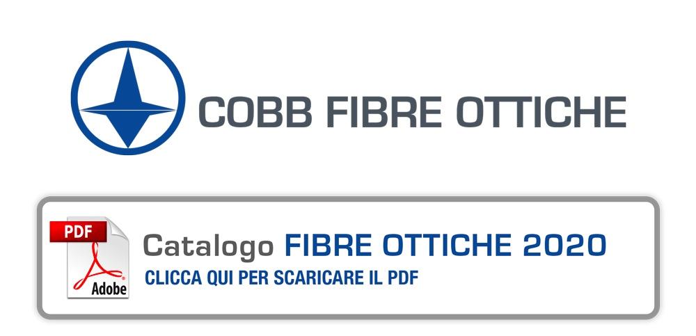 Scarica Catalogo FIBRE OTTICHE 2020